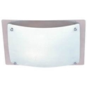Picture of Nautilus Square One Light Oyster (MA6751) Mercator Lighting