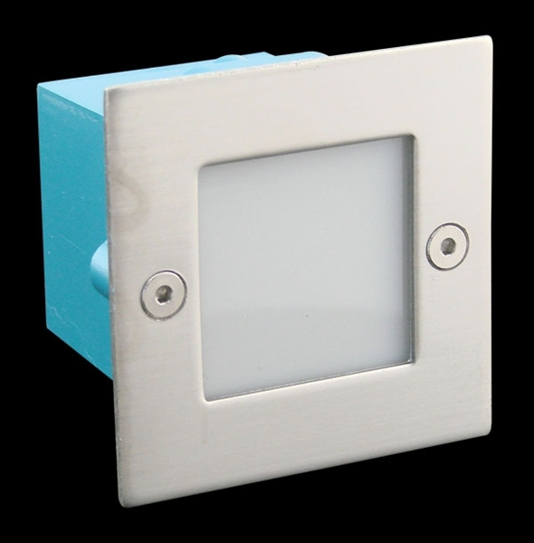 Northern lighting online shop lighting outdoor lighting light picture of exterior mini square 12v led recessed step light led734 domus lighting aloadofball Image collections
