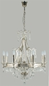 Picture of Versailles 8 Light Crystal Chandelier (Versailles/PD/8Lt) Lighting Inspirations