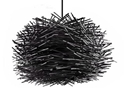Picture of Cabana Black Wood Pendant V & M