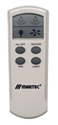 Picture of Bathroom Heater LCD Remote Control (MBHREM) Martec