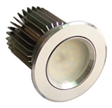 Picture of Shadowline Fixed 14W Dimmable Neutral White LED Downlight Kit (MLSD5012) Martec