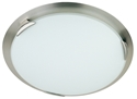 Picture of Orion T5 40W Fluorescent Oyster (ML45512/40) Oriel Lighting