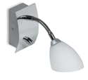 Picture of Flexible Single Halogen Spotlight (SA-P1-CH) Artcraft Superlux