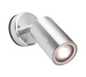 Picture of City Range Villa LED Exterior Single Adjustable Wall Pillar Light (LS751LED) Lumascape