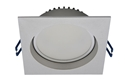 Picture of High Power 13W Dimmable LED Adjustable Square Downlight (AT9022) Atom Lighting