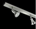 Picture of Faretto 4 Light Bar Low Voltage Spotlight (LV-4002/4B) Domus Lighting