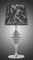 Picture of Nero Table Lamp (4660-Italux) V& M Imports