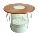 Picture of Airlie LED Solid Copper Deck Light Kit (S121C) Seaside
