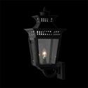 Picture of Black Wall Lantern (L2015) Robert Kitto