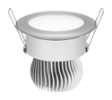 Picture of Equinox 2 11W Fixed Replaceable LED Downlight (MD4711) Mercator Lighting
