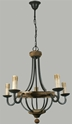 Picture of Arterious 5 Light Pendant (Arterious/PD/5L) Lighting Inspirations