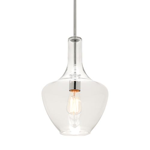 Picture of Fontaine Small Glass Pendant (Fontaine/SML) Cougar Lighting