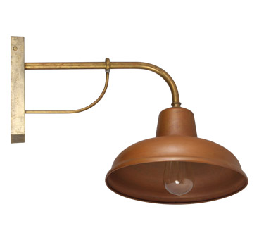 Picture of Bells 240V Solid Copper Exterior Wall Light (S118C) Seaside  sc 1 st  Northern Lighting Online Shop & Northern Lighting Online Shop | Lighting Outdoor Lighting Light ... azcodes.com