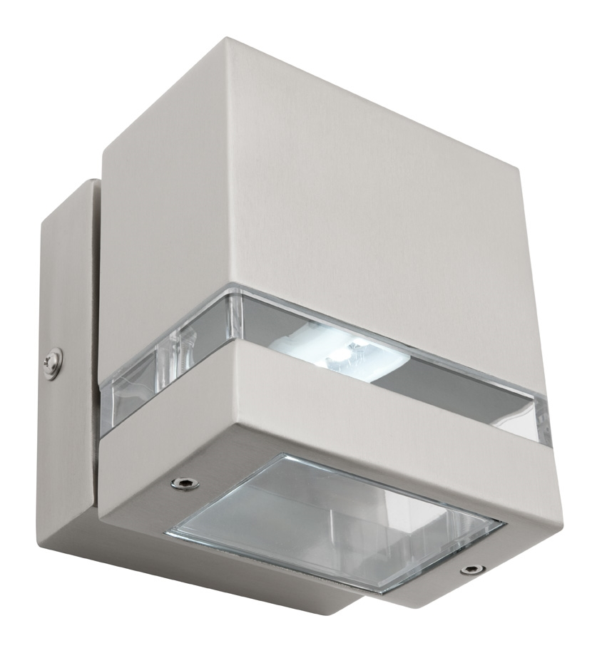 Picture Of Hedland 316SS 3W LED Exterior Wall Light (MX4411S) Mercator  Lighting