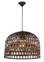 Picture of Bhali 1 Light Bamboo Pendant (Bhali) Fiorentino Lighting