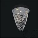 Picture of Moses 4 Light Crystal Pendant (Moses-16) Fiorentino Lighting