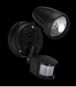 Picture of Muro 13S Single LED Floodlight With Sensor (25003 25004 25005) Domus Lighting