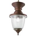 Picture of VENEZIA Exterior Brass Copper Ceiling Light (248.03.ORB_T) IL Fanale