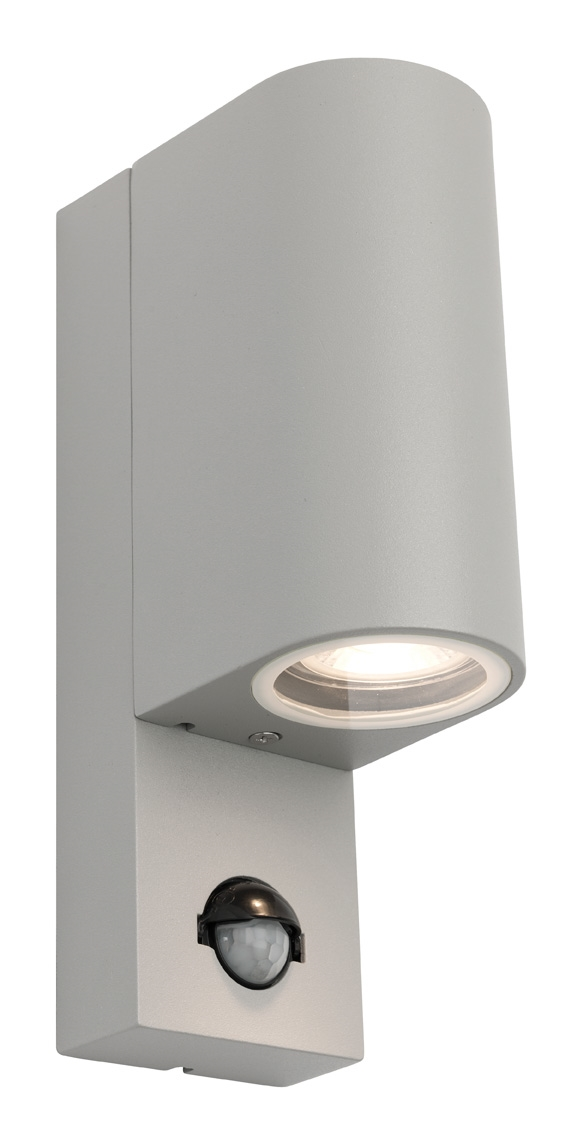 Picture Of Marvin Exterior Up Down Led Wall Light With Sensor Mxd4612 Sen