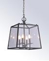 Picture of Marka 4 Light Medium Glass Pendant (MARKA-4P) Fiorentino Lighting