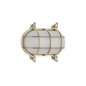 Picture of Marina 24CM Caged Oval Bunker (BM86 43362) Domus Lighting