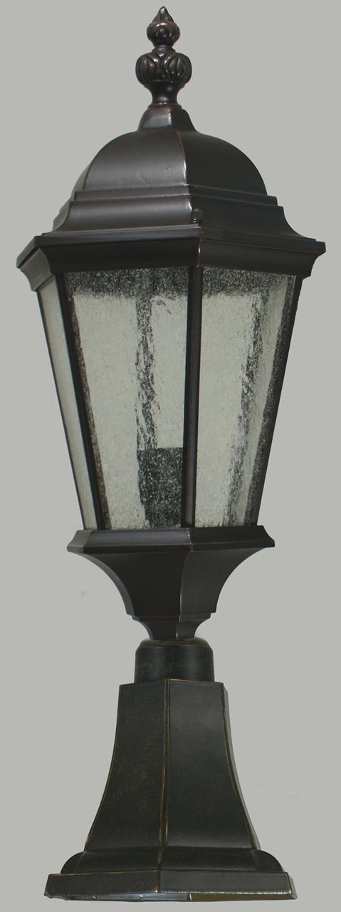Picture Of Toorak Exterior Medium Pillar Mount Light Toorak Pillar Med Lighting