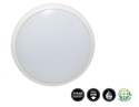 Picture of Eclipse 36W Dimmable LED Oyster IP54 (TLEO036WD) Tradetec