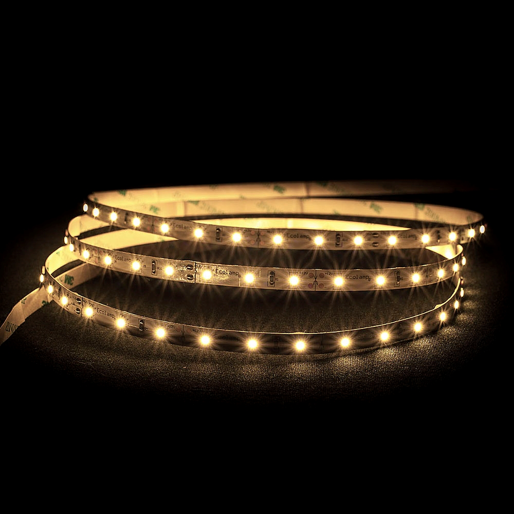Picture Of Indoor IP20 Warm White 4.8W/M LED Strip Light (HV9723