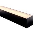 Picture of Black Square LED Profile (HV9693-8090-BLK) Havit Lighting