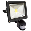 Picture of 20W LED Floodlight With Sensor (FL20) Crompton Lighting