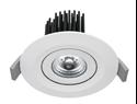 Picture of Mezzo 12 Watt LED Adjustable Downlight IP65 (MD599) Mercator Lighting