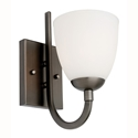 Picture of Audrey Wall Light (MC8111) Mercator Lighting