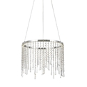 Picture of TIARA 24W LED Pendant (TIARA-PE40-CH) Telbix Lighting