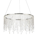 Picture of TIARA 36W LED Pendant (TIARA-PE60-CH) Telbix Lighting