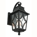 Picture of Maine Small Exterior Wall Light (MX88011S) Mercator Lighting