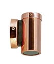 Picture of Exterior Solid Copper 240V Fixed Spot Light (PG1FCEC) CLA Lighting