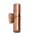 Picture of Exterior Solid Copper 240V Up/Down Spot Light (PGUDCEC) CLA Lighting