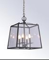 Picture of Tamarka 4 Lights Pendant ( Tamarka-4) Fiorentino Lighting