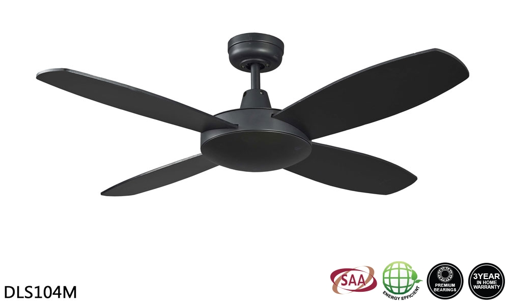 Northern lighting online shop lighting outdoor lighting light picture of lifestyle 1067mm mini ceiling fan dls104 martec aloadofball Images