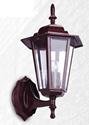 Picture of Byron Large Up- Facing Exterior Coach Light ( HW51U) Hermosa Lighting