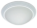 Picture of Medium Round Oyster (EX403MS 19021) Crompton Lighting
