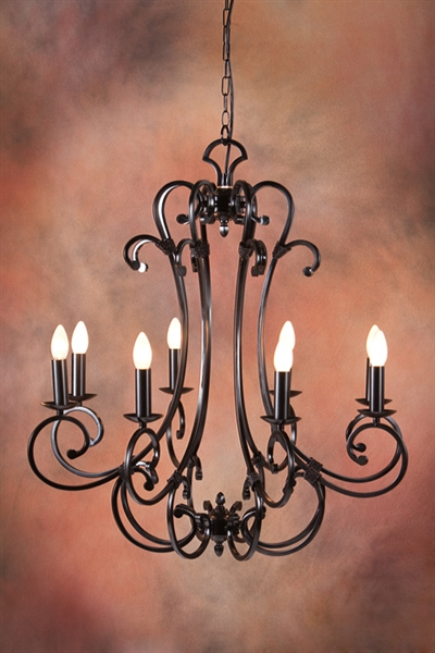 Northern lighting online shop lighting outdoor lighting light picture of french provincial pendant 8lt do5047p8 mda lighting aloadofball Gallery