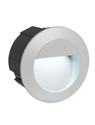 Picture of Zimba 2.5w Round Exterior Recessed LED Step Light (95233) Eglo Lighting