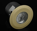 Picture of Deka Round Cover Only to suit DEKA-BODY (EVDEKA-R) Domus Lighting