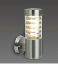 Picture of Swan Stainless Steel Exterior Wall Light (SE7085) Sunny Lighting