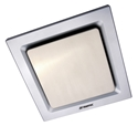 Picture of Tetra Silver Square Bathroom Exhaust Fan (MXFT25S) Martec