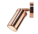 Picture of Pagoda Copper Exterior Single Adjustable Wall Pillar Light (LS321A) Lumascape
