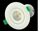 Picture of White Dimmable 13W LED Downlight Kit (DLK13-WHT 20500 20501) Domus Lighting