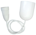 Picture of DIY White Suspension Kit (00120/05) Brilliant Lighting